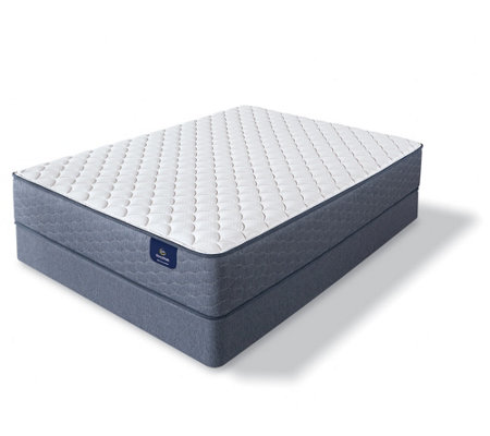 Serta Sleeptrue Alverson Ii Firm Split Queen Set