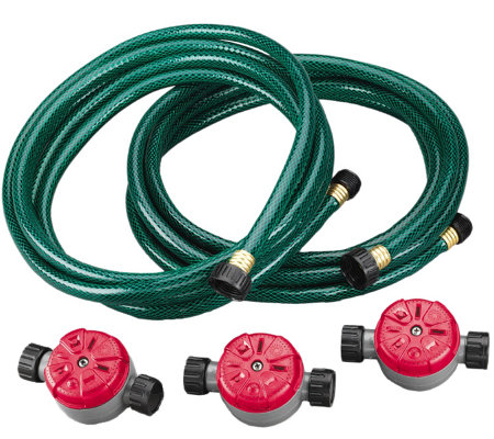 RainWave 5-Piece Lawn Watering Kit