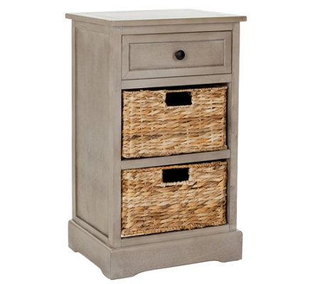 Safavieh Carrie Storage Side Table