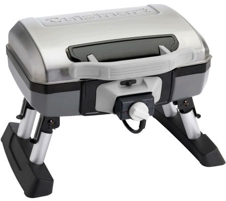 Cuisinart Outdoor Portable Electric Grill
