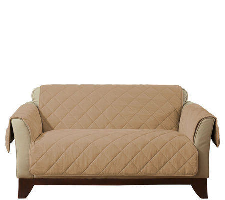 Sure Fit Suprelle Loveseat Cover