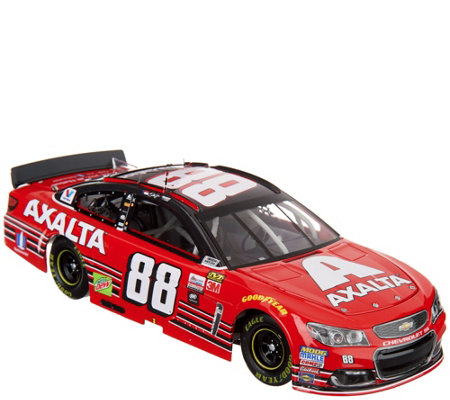 """As Is"" Dale Earnhardt Jr. Axalta 1:24 ""Last Ride"" Die Cast Car"