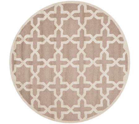 Moroccan Cambridge 6' Round Rug by Safavieh