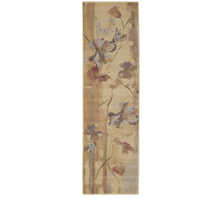 "Somerset Contemporary 2'3"" x 8' Rug by Nourison"