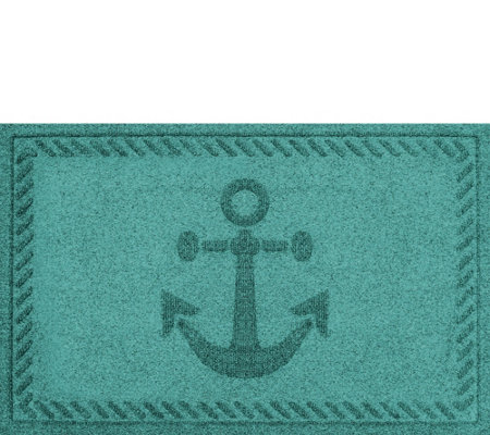 Aqua Shield 2'x3' Ship's Anchor Doormat