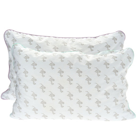 MyPillow Set of 2 Classic Corded Standard/Queen Pillows