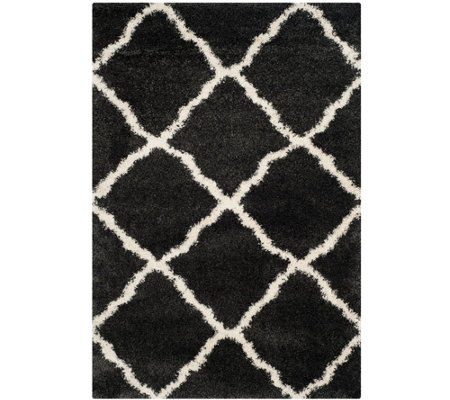 Belize Shag 4' x 6' Area Rug by Safavieh