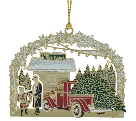 Our Family Christmas Tree Ornament By Beacon Design