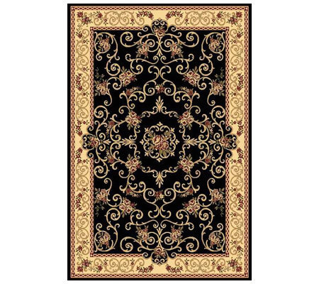 "Rugs America New Vision Souvanerie 7'10"" x 10'10"" Rug"
