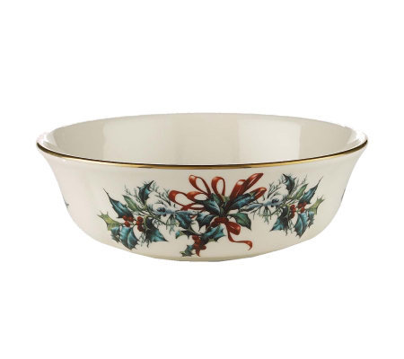 Lenox Winter Greetings All-Purpose Bowl