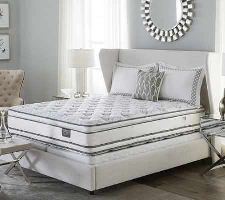 hotel sweet mattress queen dreams plush perfect serta regal sleeper suite double ii sided