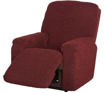 Strange Slipcovers Loveseat Couch Recliner Slipcovers Qvc Com Short Links Chair Design For Home Short Linksinfo