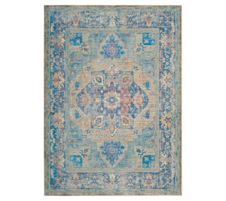 "Claremont Carrie 4' x 5'9"" Rug by Valerie"