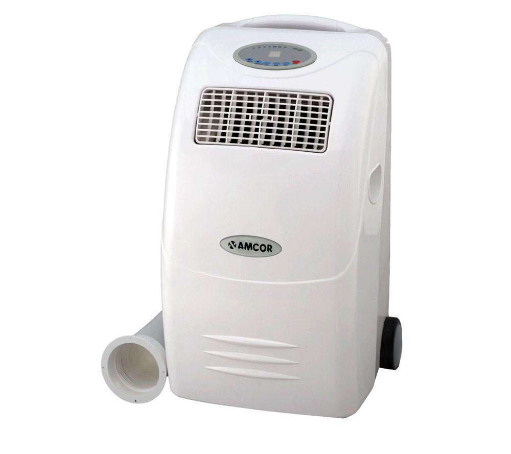amcor alw12000e 12 000 btu portable air conditioner white page 1 rh qvc com amcor air conditioner manuals altl-12000e amcor air conditioner manual sf8000e
