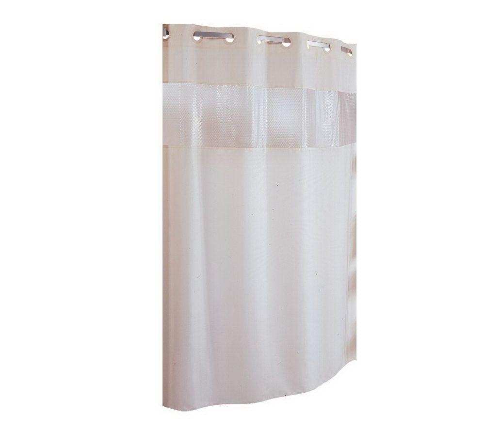 Hookless The Major Longer Length Shower Curtain