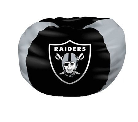 NFL Oakland Raiders Bean Bag Chair U2014 QVC.com