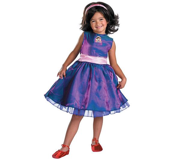 little einsteins june child costume qvc com