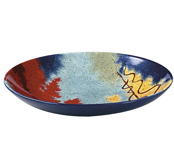 Pfaltzgraff Sedona Centerpiece Bowl — QVC.com
