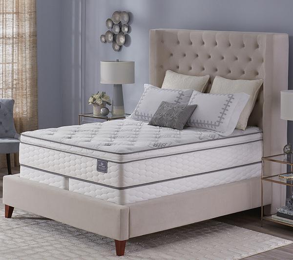 Serta Perfect Sleeper Hotel Excursion Pillowtop King Mattress Set