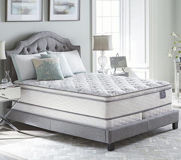 Serta Perfect Sleeper Cache Hotel Pillowtop King Mattress Set Page