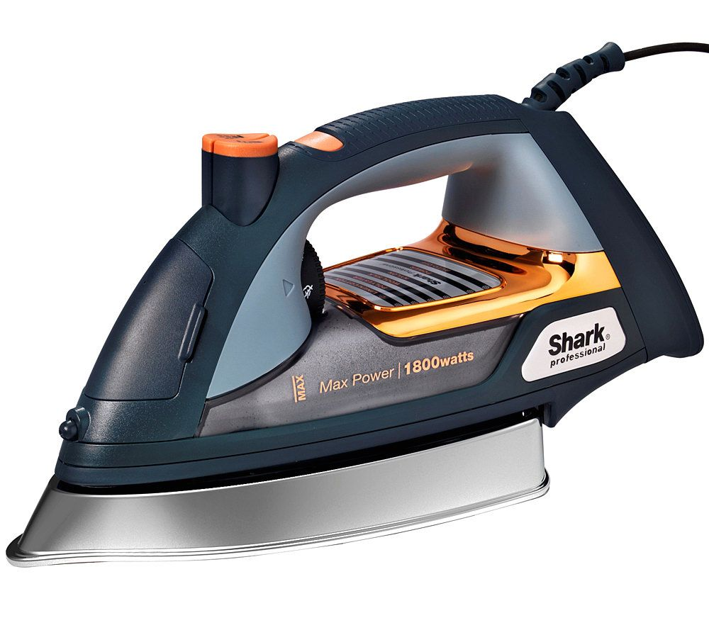 shark pro iron with xtended steam page 1 qvc com rh qvc com shark x tended steam burst iron manual Shark Iron Repair