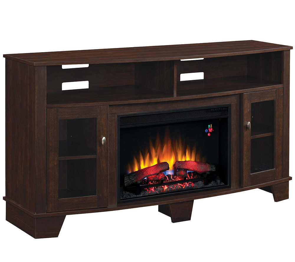 Twin Star La Salle Tv And Media Mantel Fireplace With Remote Page