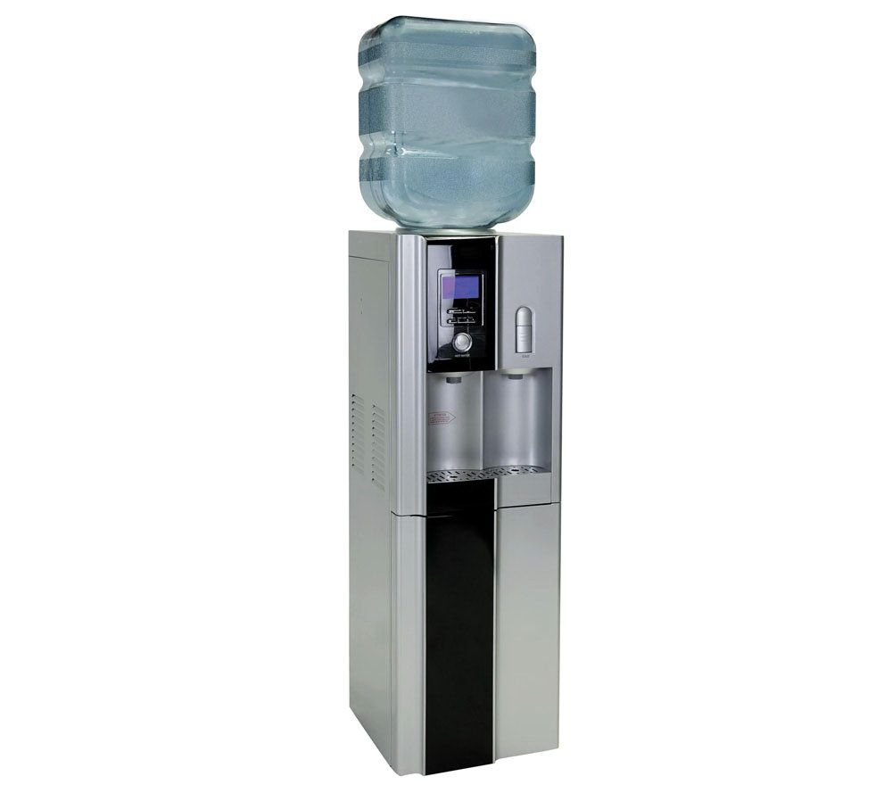 Haier Water Dispenser With LCD U0026 Storage Compartment U2014 QVC.com