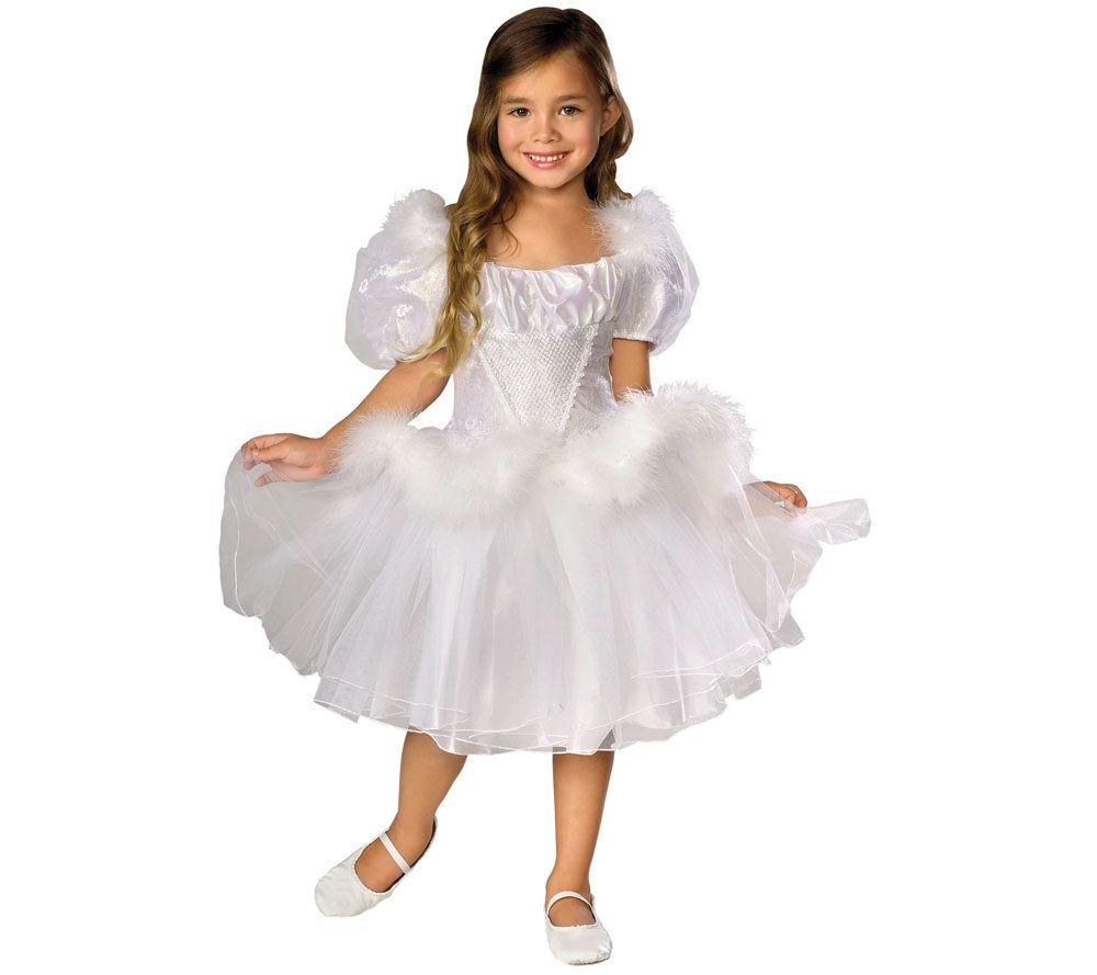 sc 1 st  QVC.com & Swan Lake Ballerina Musical Toddler / Child Costume u2014 QVC.com
