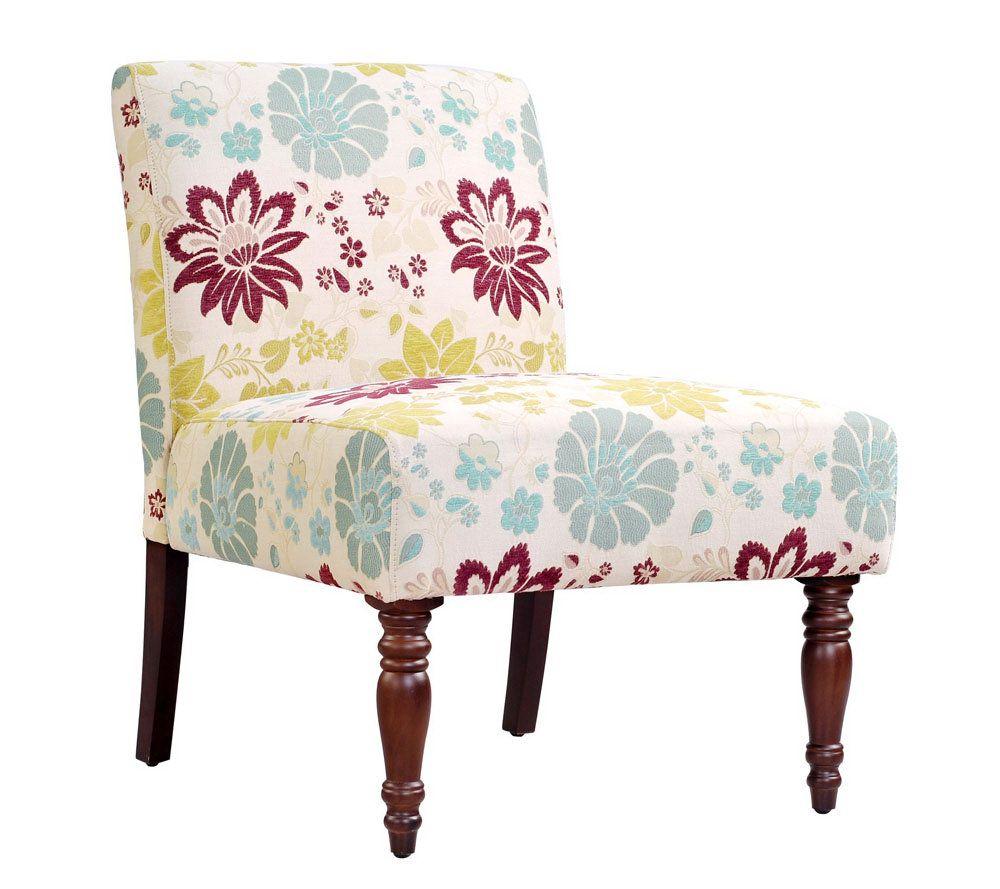 Angelo:HOME Bradstreet Traditional Spring Sandstone Chair U2014 QVC.com