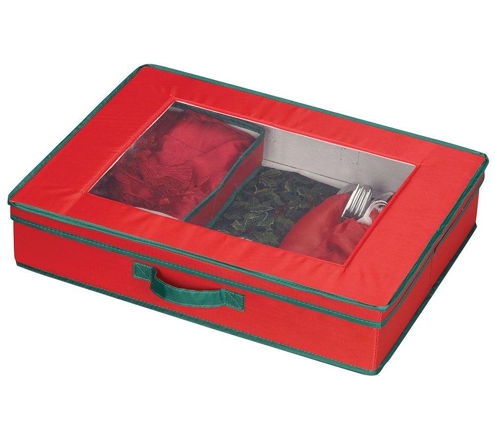 Household Essentials China Storage Tabletop SetChest U2014 QVC.com