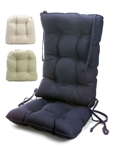 2 Piece Rocking Chair Seat And Back Cushion Set. Product Thumbnail. In Stock