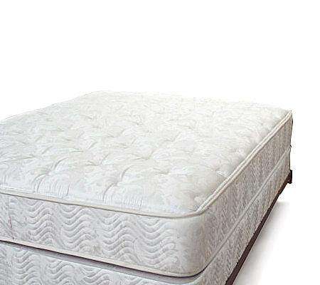 beautyrest rosalyn plush olympic queen mattress set qvccom - Olympic Queen Mattress