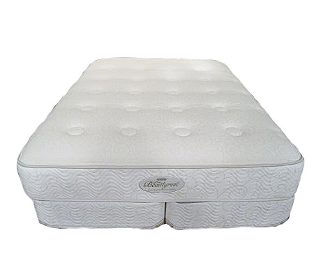 beautyrest aria olympic queen mattress set qvccom - Olympic Queen Mattress