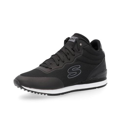 SKECHERS Sneaker alta Sunlite con soletta in Memory Foam - QVC Italia