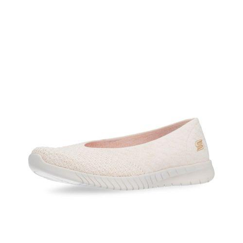 SKECHERS Ballerina Wave-Lite con soletta in Memory Foam