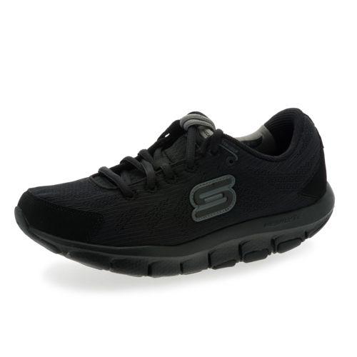 finest selection c27af f920e SKECHERS Sneaker Shape Ups in nylon mesh con soletta removibile