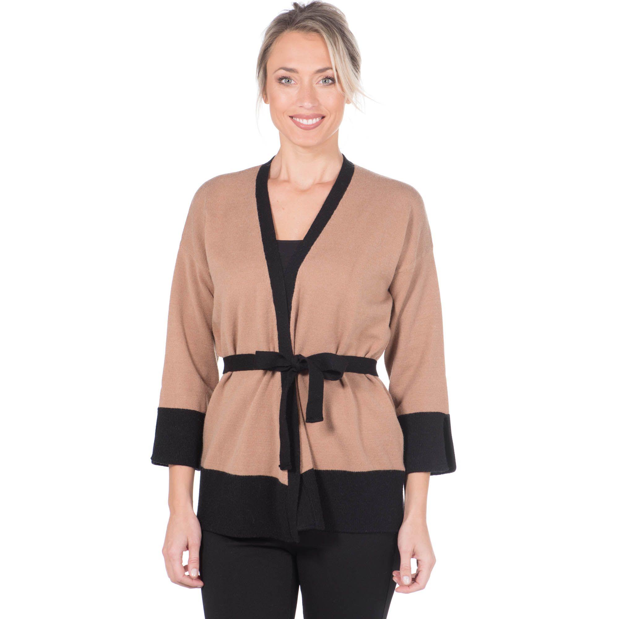 Hekla   Co Kimono in maglia made in Italy - QVC Italia e88157fd384
