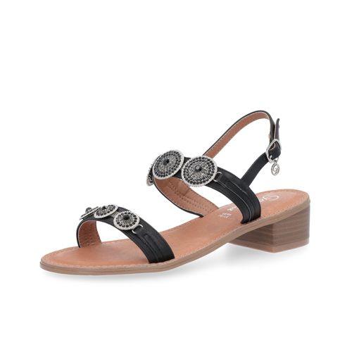 Gardini 3 Sandalo Spirit Tacco Medaglie 5cm Con E Nn08kZwPXO
