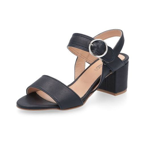 Tacco 5cm Sandalo In Pelle Con 6 Fibbia Rose Easy'n E cJF13lTKu