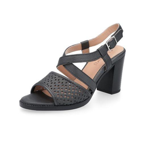 Sandalo Con Easy'n Pelle Rose In Tomaia Laserata 3c5ALRjq4S