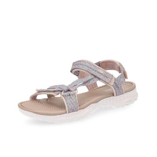 SKECHERS Sandalo Go Walk Outdoor con soletta Goga Max