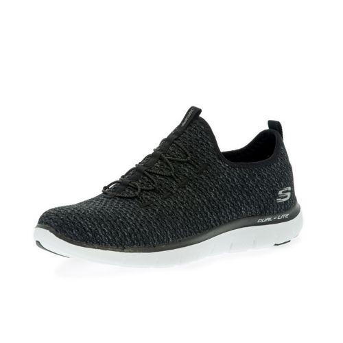 timeless design ecad7 f1e17 SKECHERS Sneaker Flex Appeal 2.0 con tomaia effetto maglia
