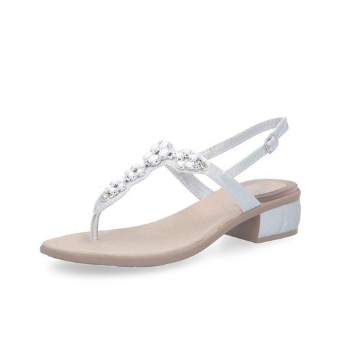 prezzo più basso 24c53 d6ef7 Scholl Sandali infradito gioiello Dollie tacco 3.5