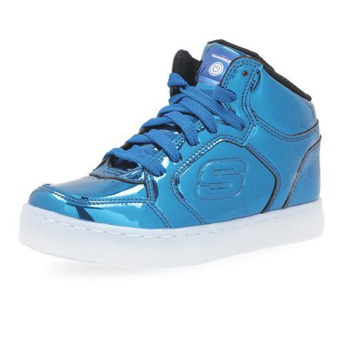 buona consistenza fornire un'ampia selezione di design distintivo SKECHERS Sneakers bambino con luci colorate