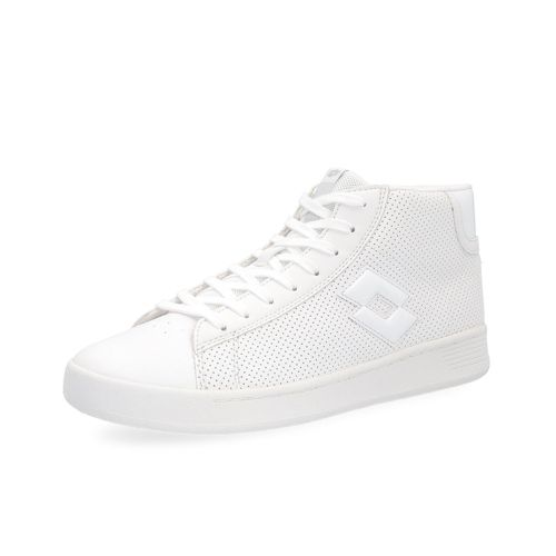 Sneaker alta 1973 con tomaia traforata qvc-moda bianco Jeans Venta Barata Obtener Auténtica kBCmRAEhbV
