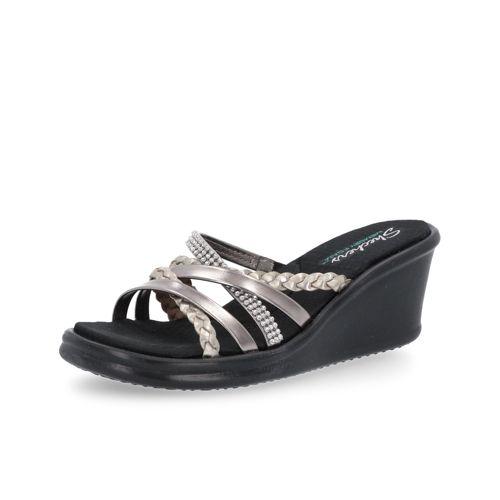 SKECHERS Sandalo Rumblers con decoro gioiello
