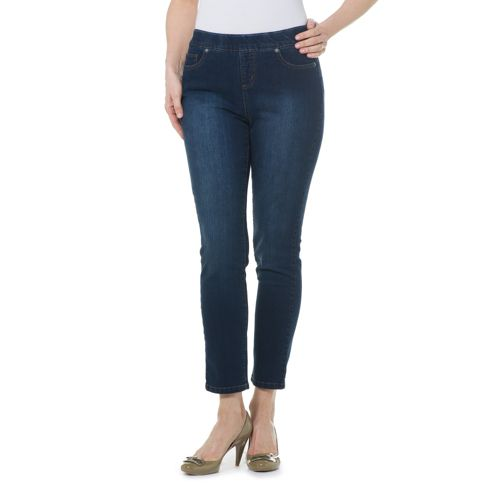 5 elasticizzato with con tasche a Women Jeans Control modello fYqxZ7 3715de1c481