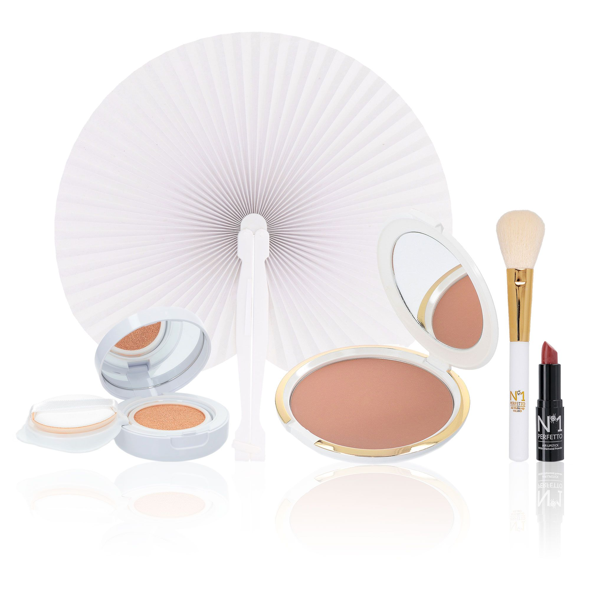 Make Perfetto Up Cushion4pz Kit N°1 Con Illuminante ID9YeW2HEb