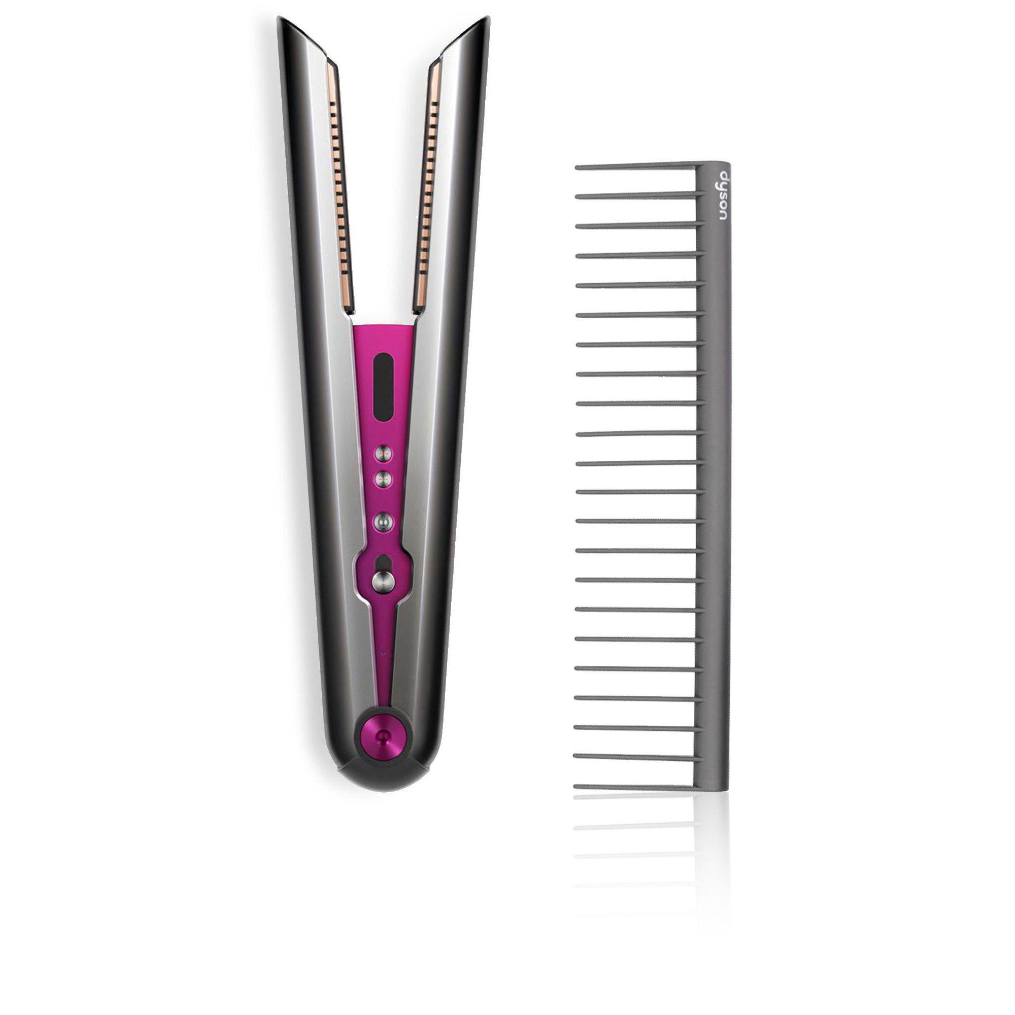 Image of Corrale™ Piastra capelli + pettine a denti larghi