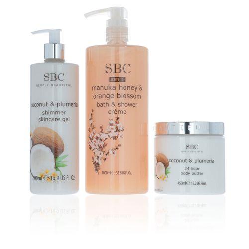 design raffinato di prim'ordine davvero comodo SBC Cocco e Miele: bagnoschiuma, gel e burro corpo